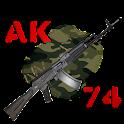 AK-74 stripping icon