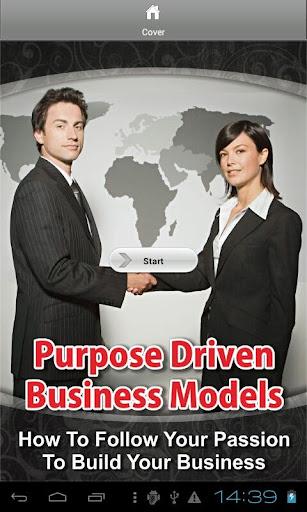 玩商業App|Purpose Driven Business Models免費|APP試玩