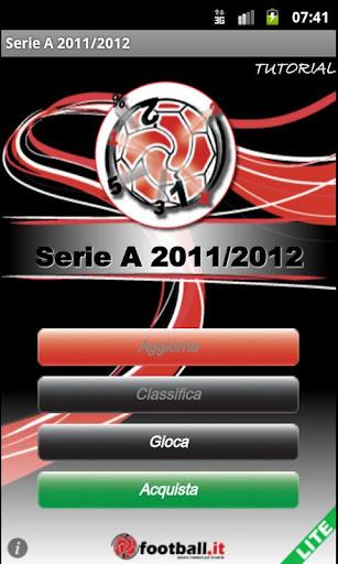 If Serie A 2012 - 2013 Lite
