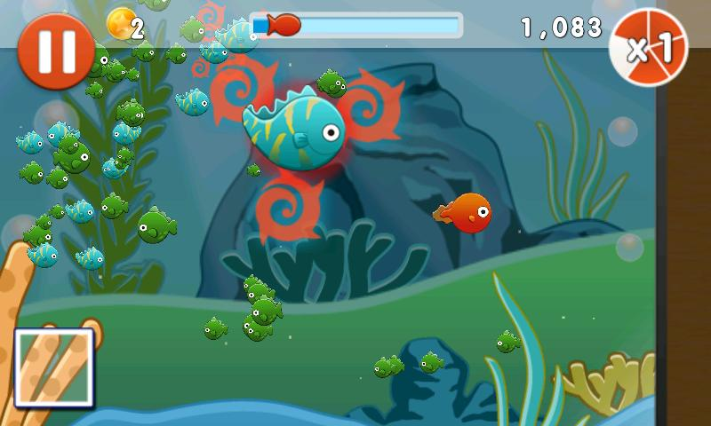 Grow - screenshot