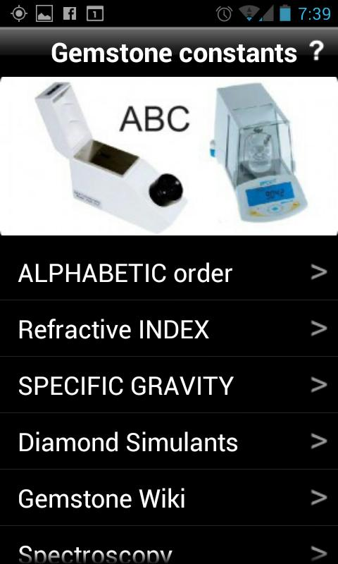 gemstone constants android apps on play