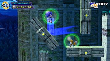 Screenshot of Sonic 4 Episode II