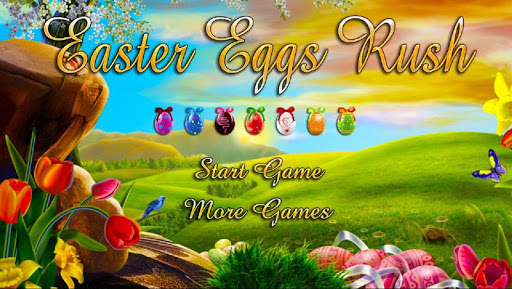 Easter Eggs Rush