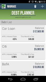 Debt Planner Calculator