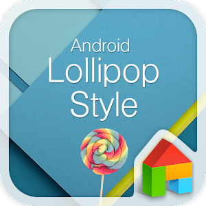 Lollipop LINE Launcher theme for PC