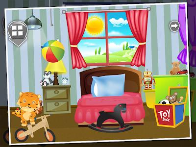 Tiger Hair Salon - Kids Game v61.2