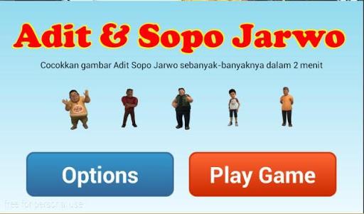Adit Sopo Jarwo