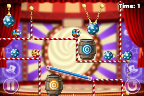 Clowning Around - Puzzle Game- screenshot