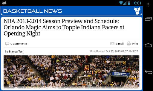 【免費運動App】Orlando Basketball News-APP點子