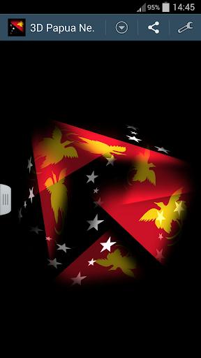 3D Papua New Guinea LWP