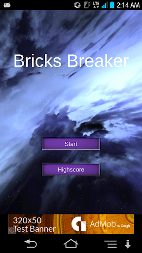 Bricks Breaker