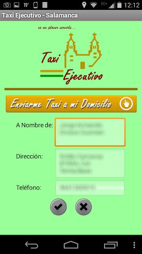 玩程式庫與試用程式App|Taxi Ejecutivo - Salamanca免費|APP試玩