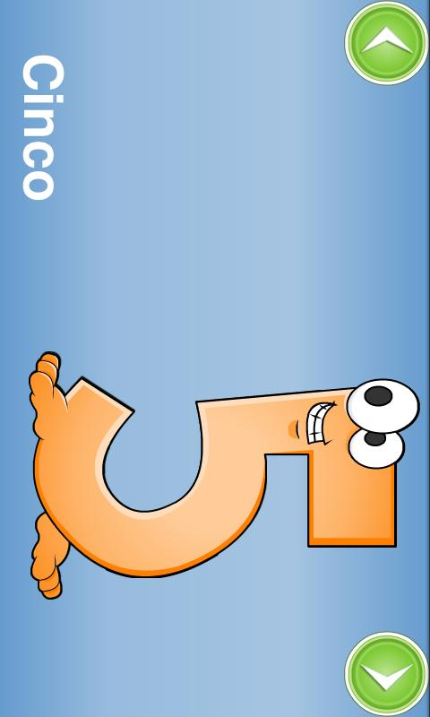 Spanish Kids Shape Puzzle- screenshot