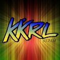 93.7 KKRL logo
