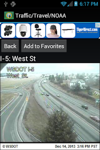 Washington Traffic Cameras screenshot 7