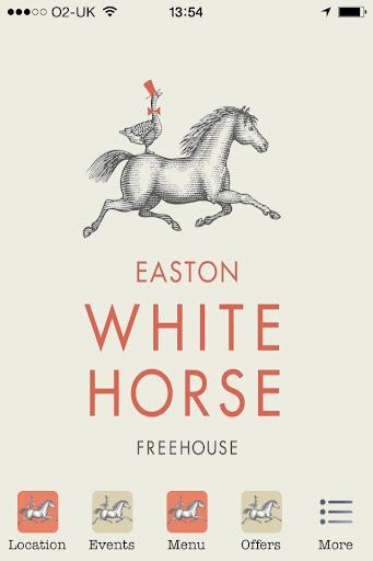 Easton White Horse