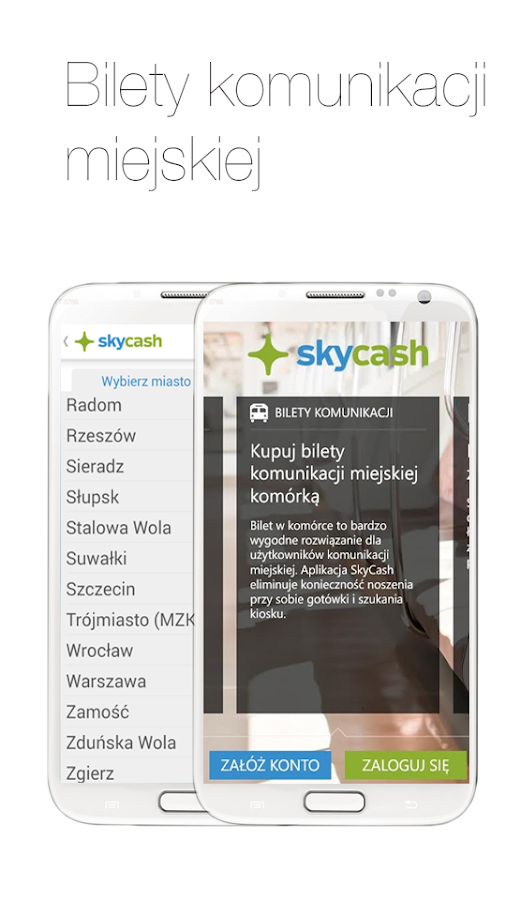 SkyCash - screenshot