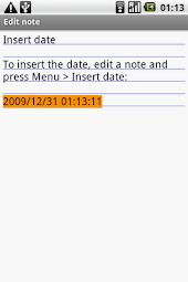 OI Insert Date