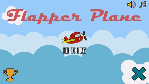 Flapper Plane