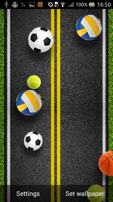 Hit The Ball - screenshot