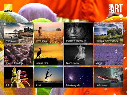 Nikon | Imaging Products | NIKKOR & ACC app for iPad/Android tablet