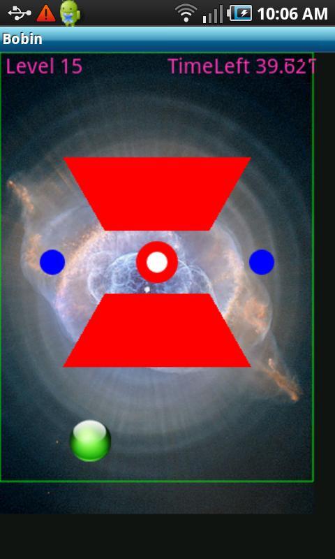 Galactic Pinball- screenshot