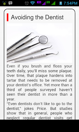 Dictionary Of Dental