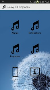 Galaxy S3 Ringtones