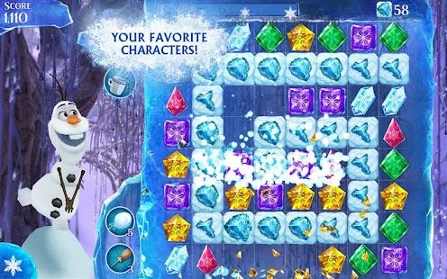 Frozen Free Fall - screenshot thumbnail