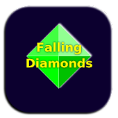 Falling Diamonds Lite