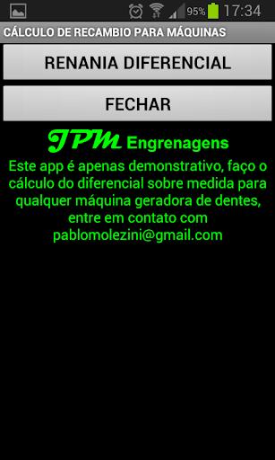 生產應用必備APP下載|Calculo de engrenagem Rec. 好玩app不花錢|綠色工廠好玩App