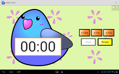 Cute timer app : Parrot Timer|玩工具App免費|玩APPs