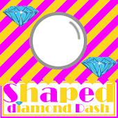 Shaped: Diamond Dash