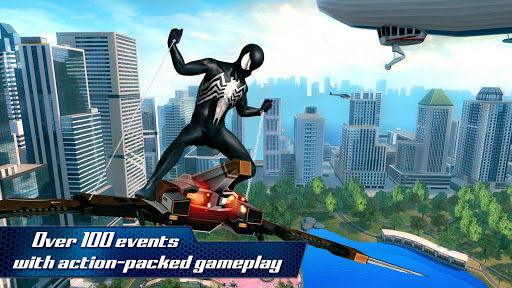 The Amazing Spider-Man 2 game for Android screenshot