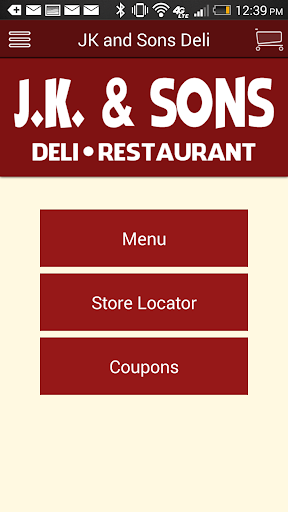 JK and Sons Deli