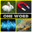4 Pics 1 Word: One Word icon