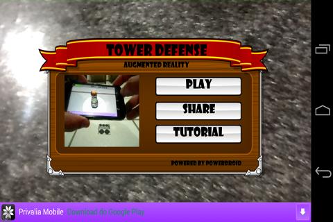 Tower Defense - AR