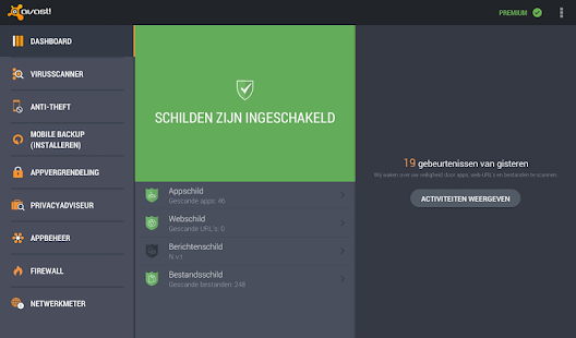 Antivirus & Security: miniatuur van screenshot