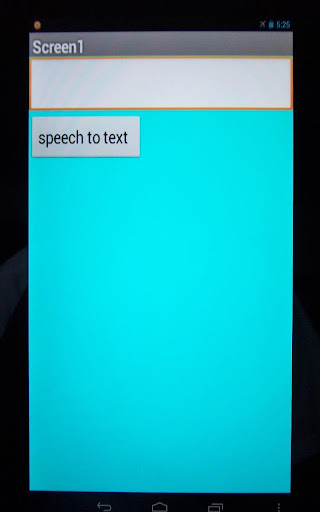 GeezerHelp - speech to text