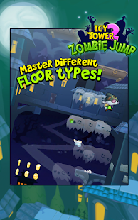 Icy Tower 2 Zombie Jump - screenshot thumbnail