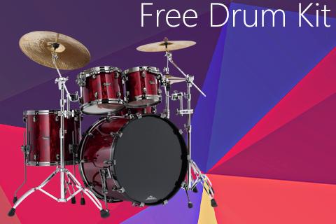 Professional Drum Kit Real HD