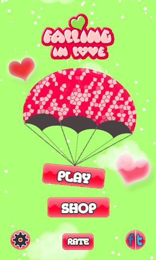 【免費休閒App】Falling in love-APP點子