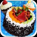 Winter Cake Maker Dessert Game icon