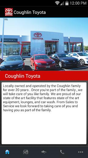 Coughlin Toyota|玩交通運輸App免費|玩APPs