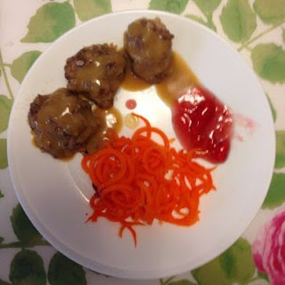Low-Carb Swedish Meatballs.