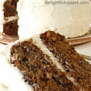Prune Spice Cake.