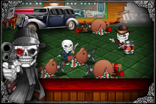 Dead Mafia: Gangster Shooter