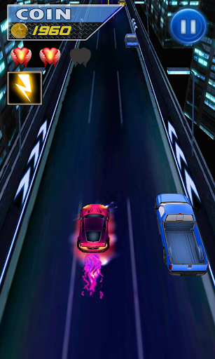 ナイトカーレース3D|玩賽車遊戲App免費|玩APPs