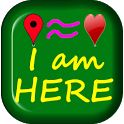 I am Here (Easy to use) icon