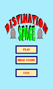Destination Space screenshot